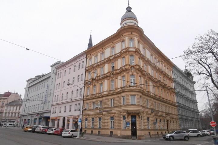 Prodej paláce, ul. Nábřeží Přemyslovců, Olomouc