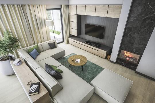 Profesionální home staging nemovitosti
