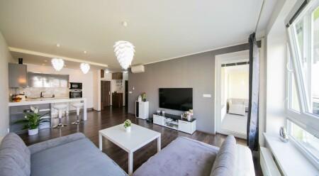 Prodej luxusního slunného bytu o dispozici 3+kk na ulici Janského v Olomouci