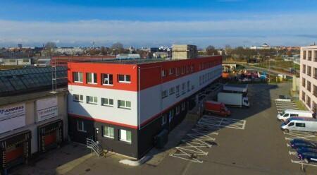 Pronájem kanceláře ve zrekonstruované administrativní budově nedaleko centra v Olomouci