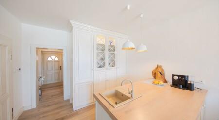 Pronájem luxusního bytu nacházející se v historickém centru Olomouce.