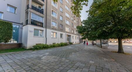 Pronájem zrekonstruovaného cihlového bytu o dispozici 2+1 s balkonem na ulici Legionářská v Olomouci