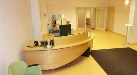 Pronájem reprezentativní kanceláře 27 m2 v Olomouci