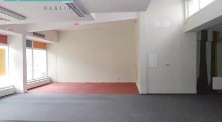 Pronájem nebytového prostoru na Tř.Míru v Olomouci